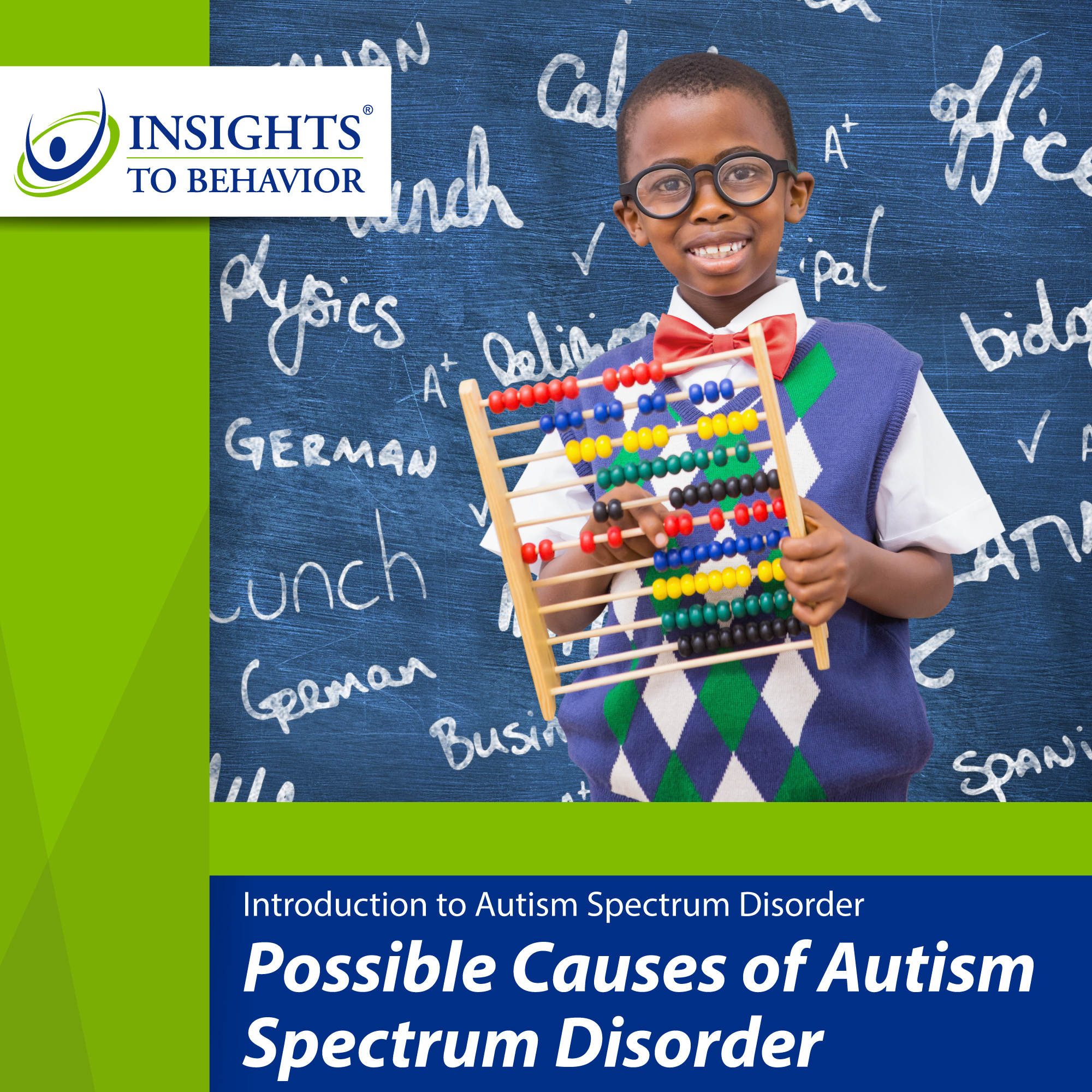Possible Causes of Autism Spectrum Disorder Insights to Behavior