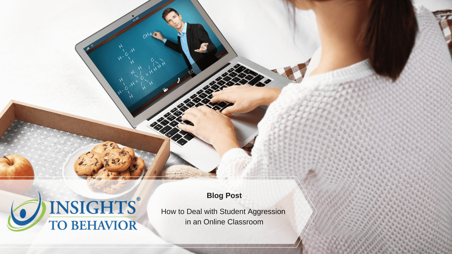 How to Deal with Student Aggression in an Online Classroom
